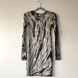 Buffalo Sequin Bodycon Dress